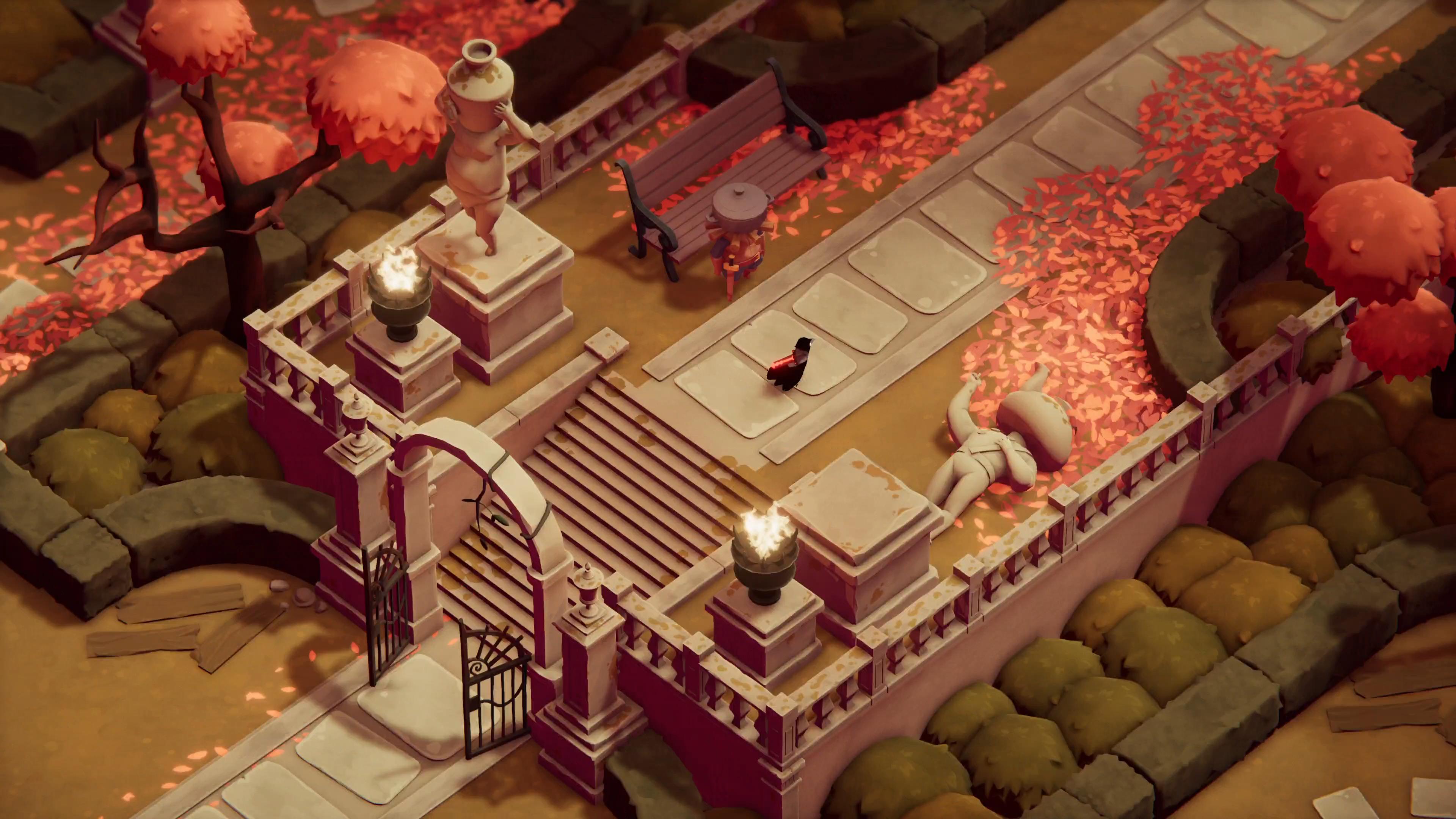 Death's Door - Autumn Walk