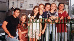 The cast of the original Heartbreak High