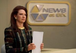 Anna Torv in The Newsreader