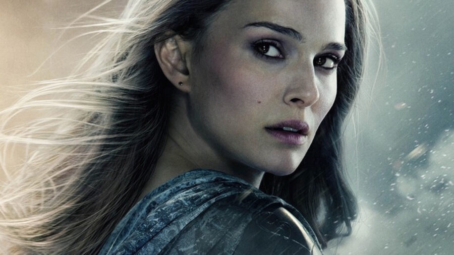 Natalie Portman was in Australia for a number of projects including Days of Abandonment