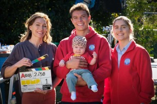 The cast of BUMP, funded by Screen Australia