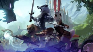 Developers of Armello, League of Geeks, are situated in The Arcade. SAE have partnered with the space.