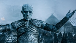 White walkers in Game of Thrones, a big win for streaming