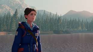 Meredith from the video game, Lake