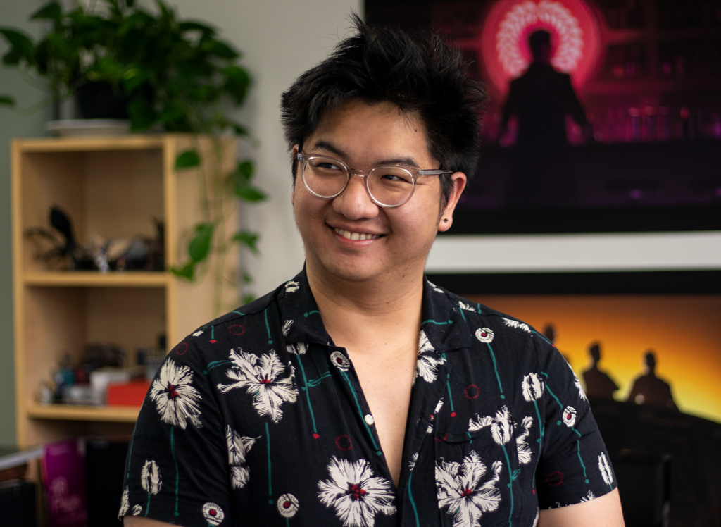 artist and illustrator Benjamin Ee tells us about how his skillset translates to game development.