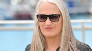 Jane Campion, director of The Power of the Dog, at Canne
