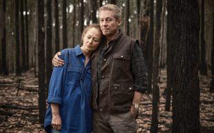 Miranda Otto and Richard Roxburgh, Ep 2 Fires